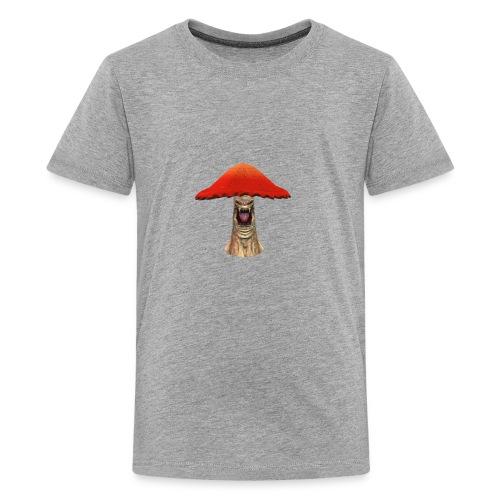 Flying Mushroom - Kids' Premium T-Shirt