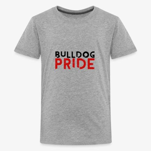 Bulldog Pride - Kids' Premium T-Shirt