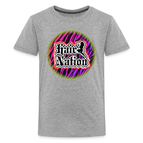 Hair Nation - Kids' Premium T-Shirt