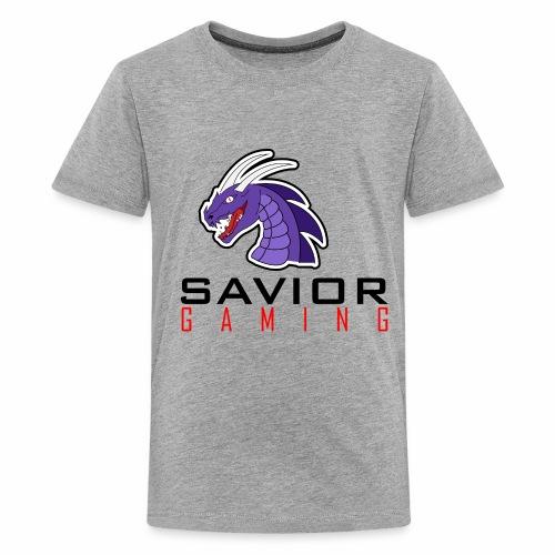 Savior Gaming Logo #3 - Kids' Premium T-Shirt