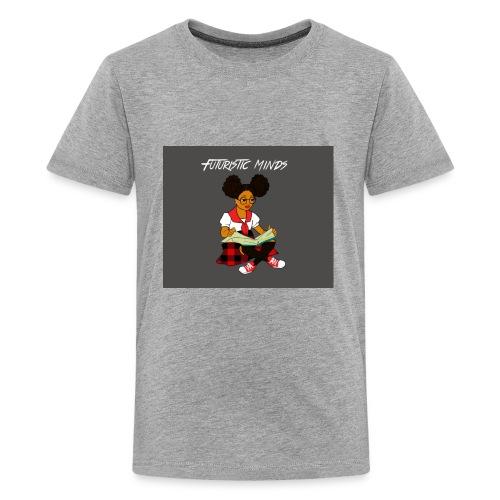 Futuristic Minds - Kids' Premium T-Shirt