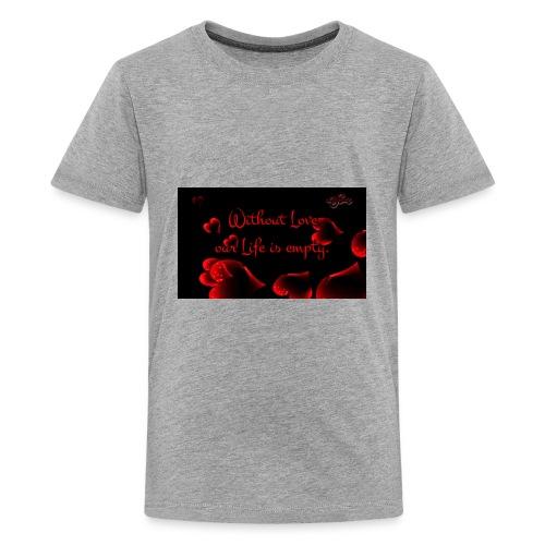 IMG 20180809 024434 - Kids' Premium T-Shirt