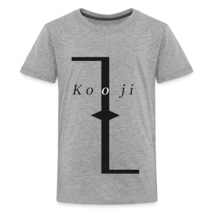 Kooji - T-shirt premium pour ados