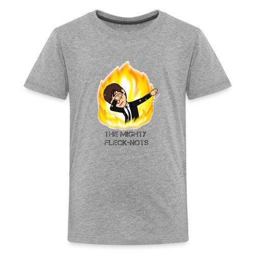 the mighty Fleck Nots - Kids' Premium T-Shirt