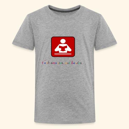 Education your life - Kids' Premium T-Shirt