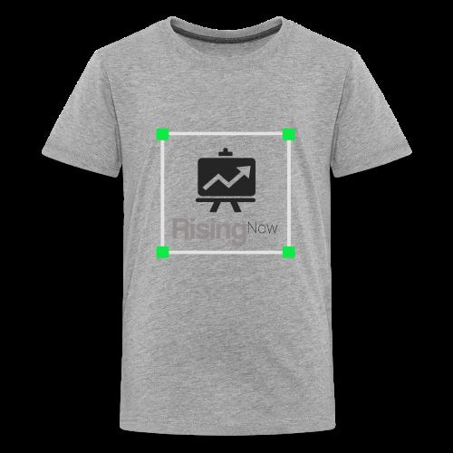 rising now - Kids' Premium T-Shirt