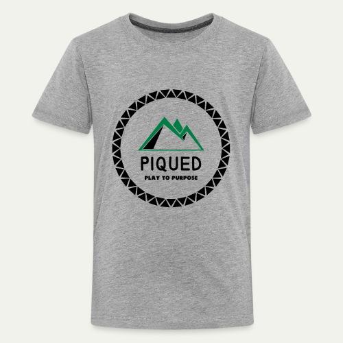 Piqued - Kids' Premium T-Shirt