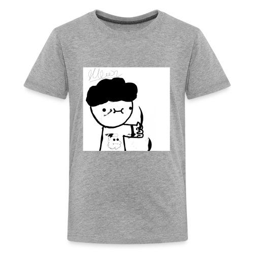 d71d879b caf1 4a58 afd3 76ca61c6e4a5 1 2 - Kids' Premium T-Shirt