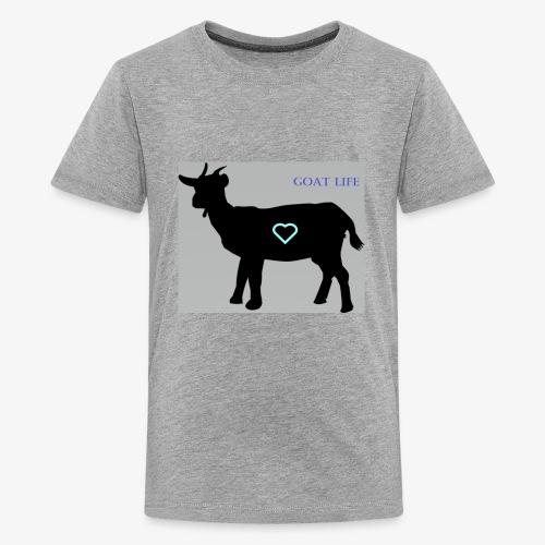 Goat Life - Kids' Premium T-Shirt