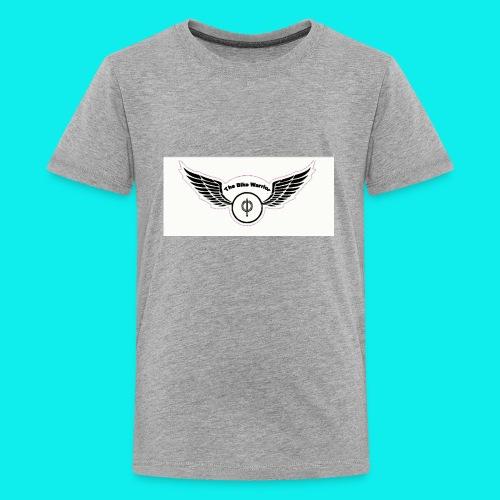 TBW LOGO - Kids' Premium T-Shirt