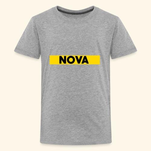 Nova Box Logo - Kids' Premium T-Shirt