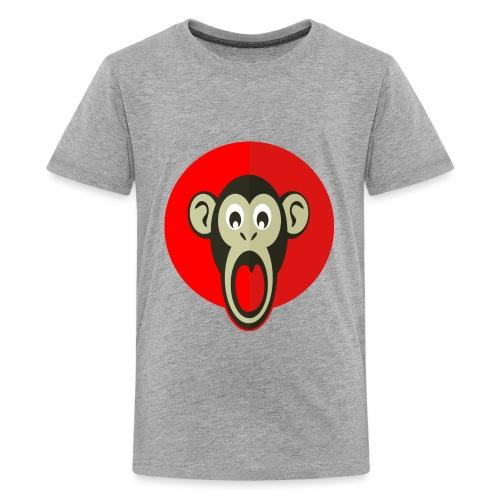 litlte monkey - Kids' Premium T-Shirt