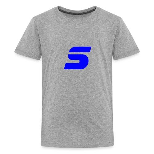 STRIVE NATION LOGO - Kids' Premium T-Shirt