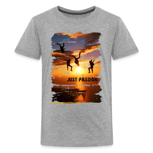 JUST PASSION - Kids' Premium T-Shirt