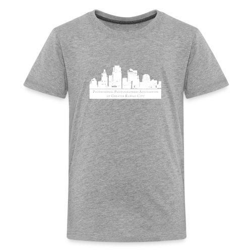 PPAGKC LOGO - Light - Kids' Premium T-Shirt