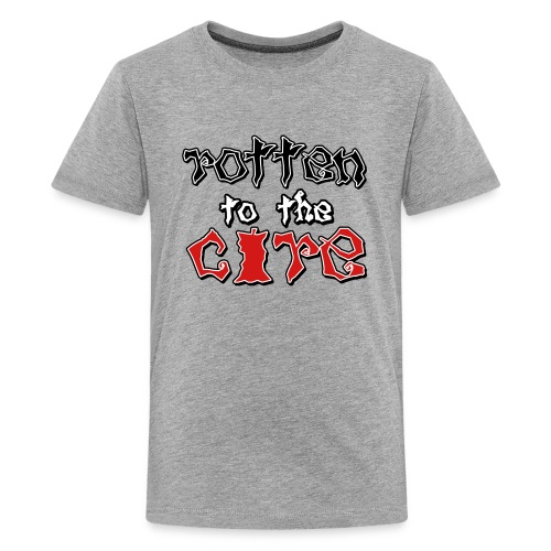 Rotten To The Core - Kids' Premium T-Shirt
