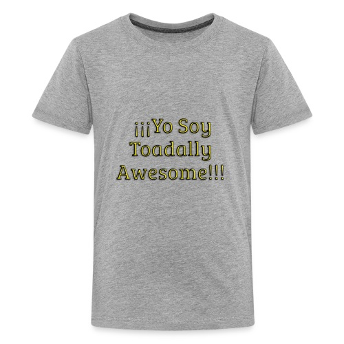 Yo Soy Toadally Awesome - Kids' Premium T-Shirt
