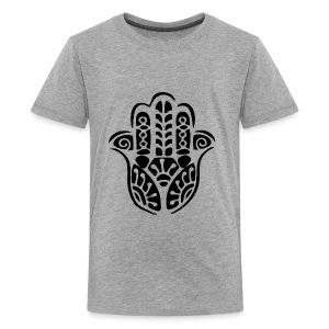 Moroccan Henna Tatto - Kids' Premium T-Shirt