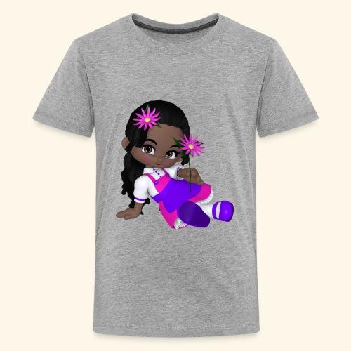 african dall - Kids' Premium T-Shirt