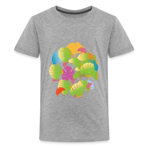 Flora - Kids' Premium T-Shirt