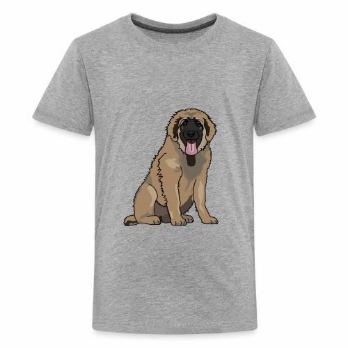 Adolescent Leonberger - Kids' Premium T-Shirt