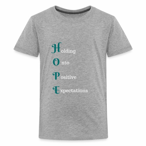 HOPE #1 - Kids' Premium T-Shirt