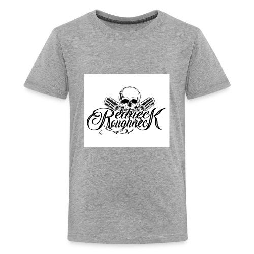 Redneck Roughneck - Kids' Premium T-Shirt