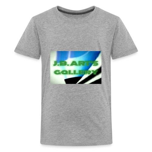 J.B ART'S gallery - Kids' Premium T-Shirt