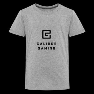 Calibre Gaming Logo - Kids' Premium T-Shirt