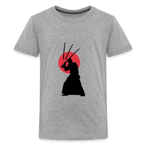 Samurai Light - Kids' Premium T-Shirt