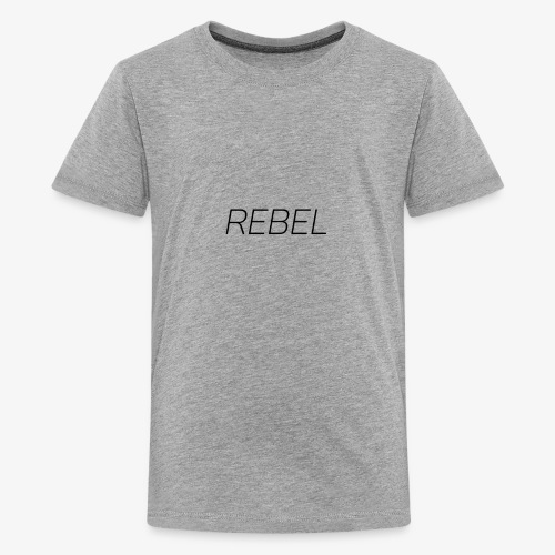 Rebel Basic - Kids' Premium T-Shirt