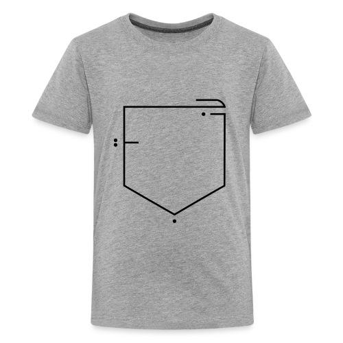 poche جيب - Kids' Premium T-Shirt