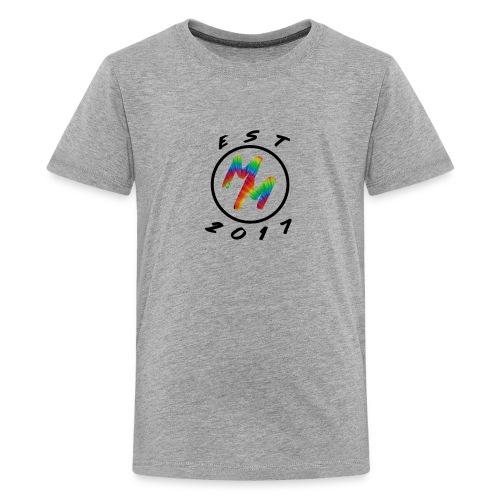 Original Tie Dye Est. 2017 Mack Merch - Kids' Premium T-Shirt