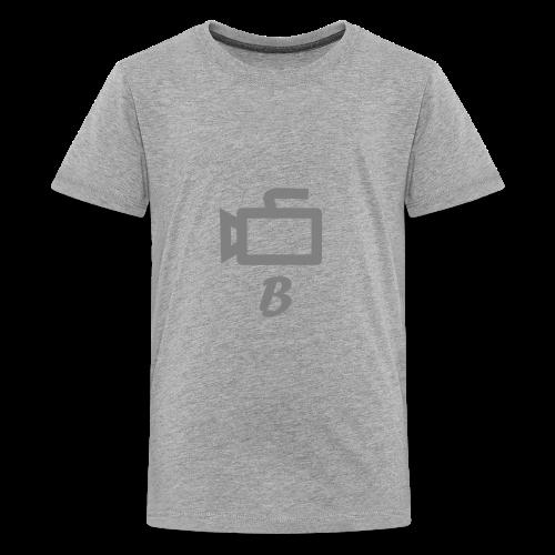 The B Logo - Kids' Premium T-Shirt
