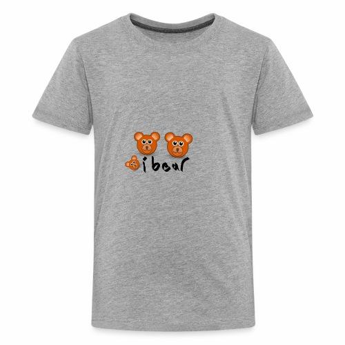 I bear - Kids' Premium T-Shirt