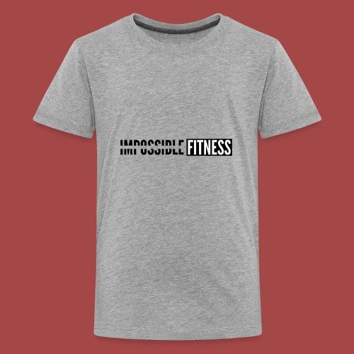 Fitness - Kids' Premium T-Shirt