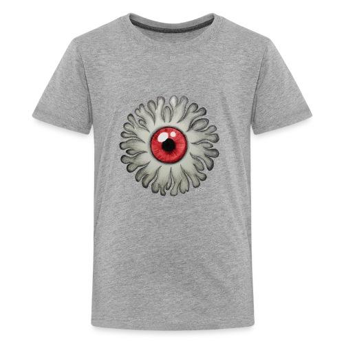 Fire Eye Red - Kids' Premium T-Shirt