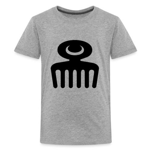 DUAFE Wooden Comb - Kids' Premium T-Shirt