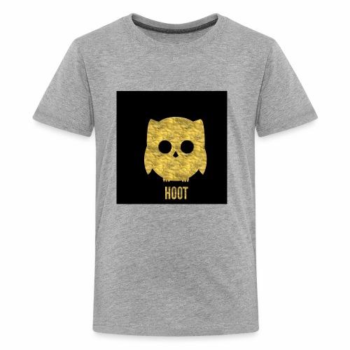 Hoot - Kids' Premium T-Shirt