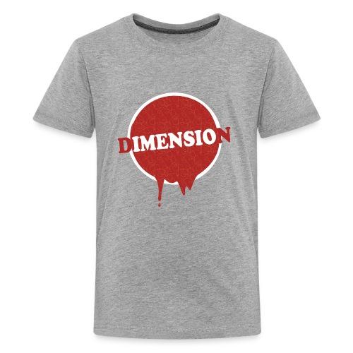 Dimension Prints - Kids' Premium T-Shirt
