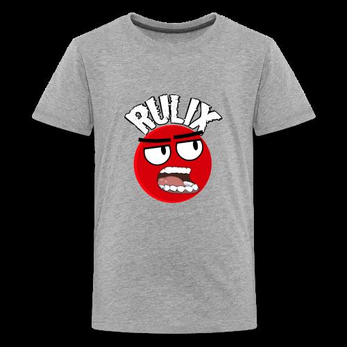 Rulix Red Ball - Kids' Premium T-Shirt