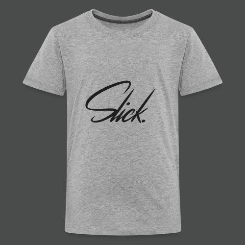 Slick Logo - Kids' Premium T-Shirt