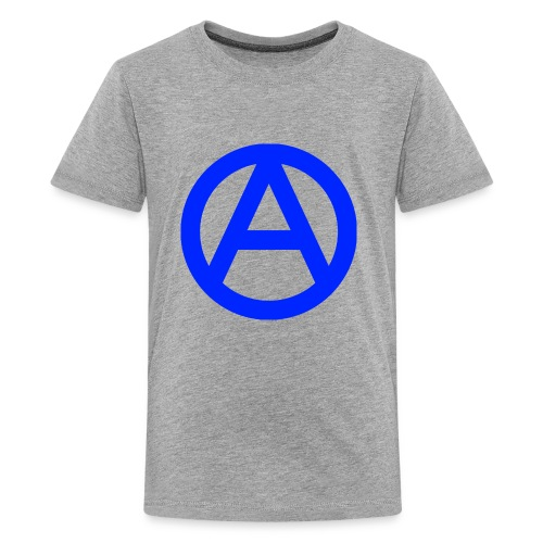 1200px Anarchy symbol svg - Kids' Premium T-Shirt