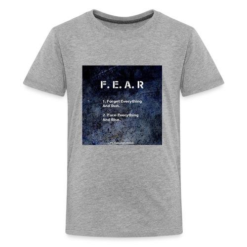 5154482E D70F 4608 9C30 3D1747AFA11E - Kids' Premium T-Shirt