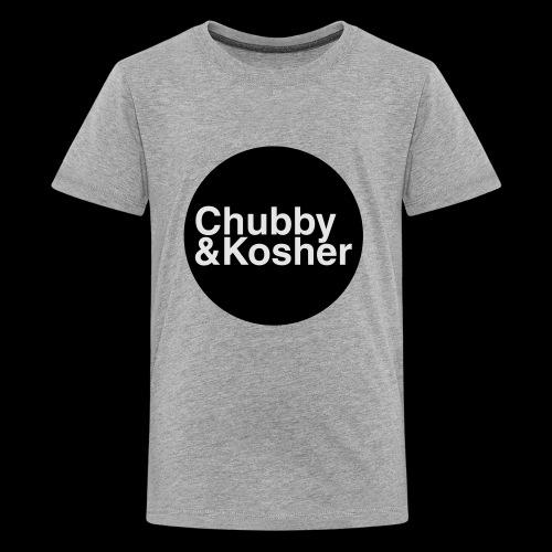 Chubby & Kosher - Kids' Premium T-Shirt