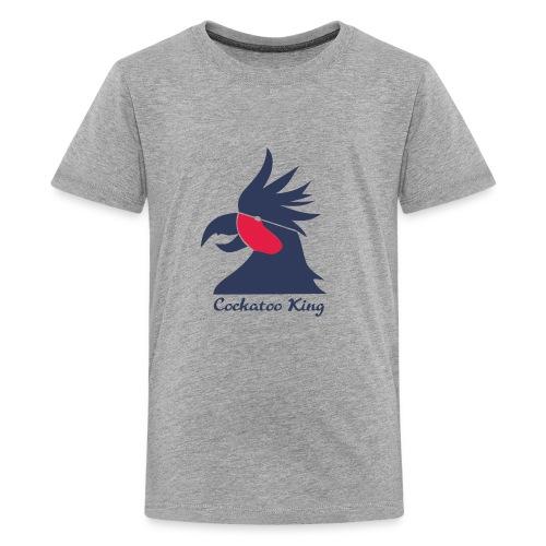 Cockatoo Logo - Kids' Premium T-Shirt