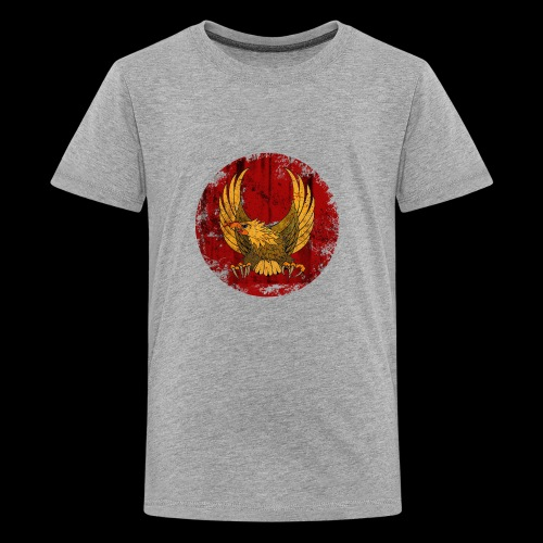 Vintage Eagle - Kids' Premium T-Shirt