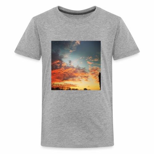 Beautiful Sky - Kids' Premium T-Shirt