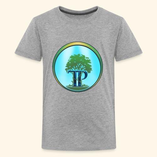 The Twin Powers Ring Logo - Kids' Premium T-Shirt