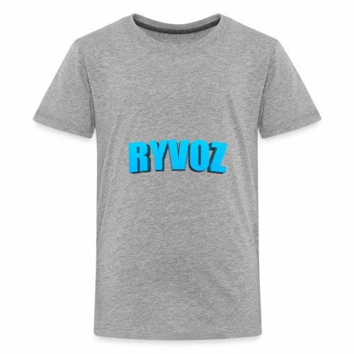 Ryvoz RuiZhi 3D logo - Kids' Premium T-Shirt